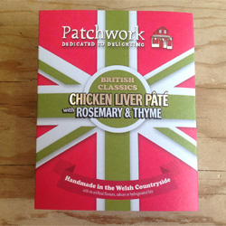 Patchwork Pate Penders Butchers